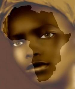 visage_noir_continent_africain