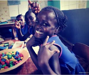 Créativité, Guinée, école